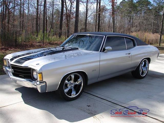 Picture of '72 Chevelle - PV7A