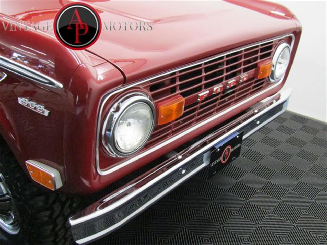 Large Picture of '69 Bronco - PV7J