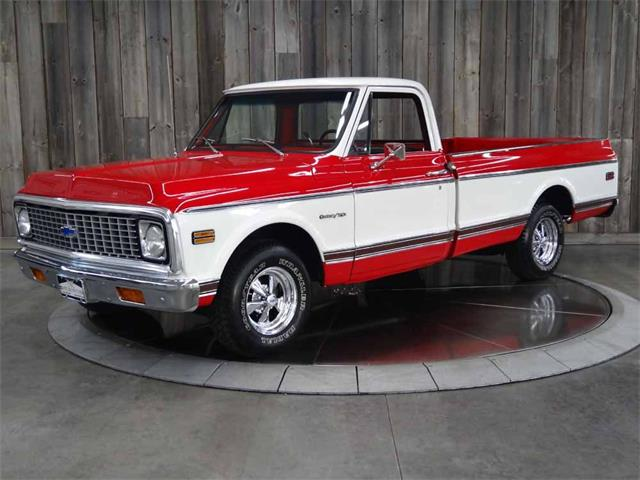 Picture of 1972 Chevrolet C10 - PQGD