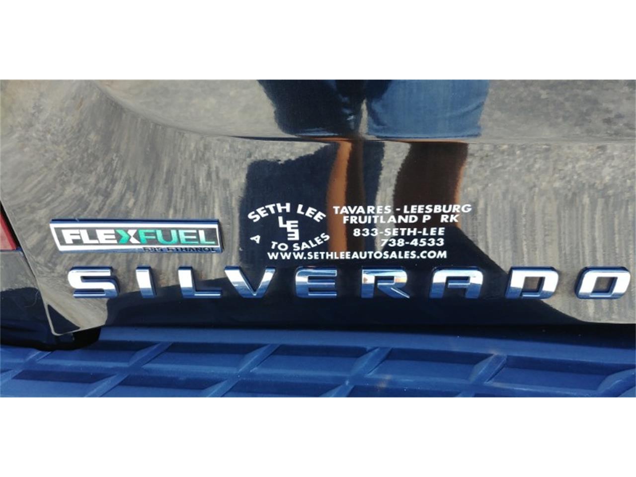 Large Picture of '10 Silverado - PV7S