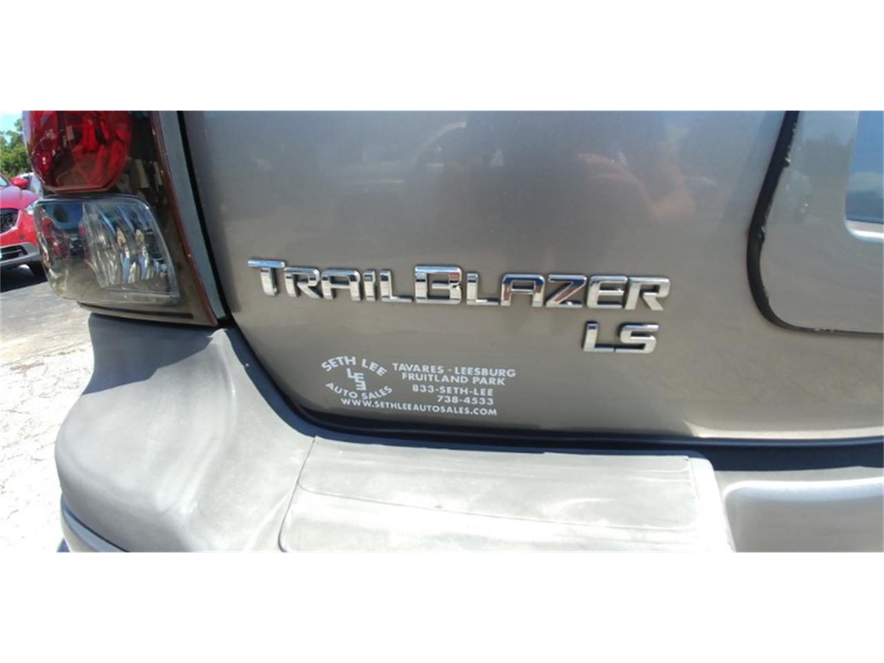 Large Picture of '06 Trailblazer - PV7W