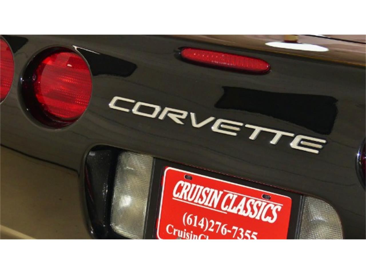 Large Picture of '98 Chevrolet Corvette - $18,995.00 Offered by Cruisin Classics - PV85