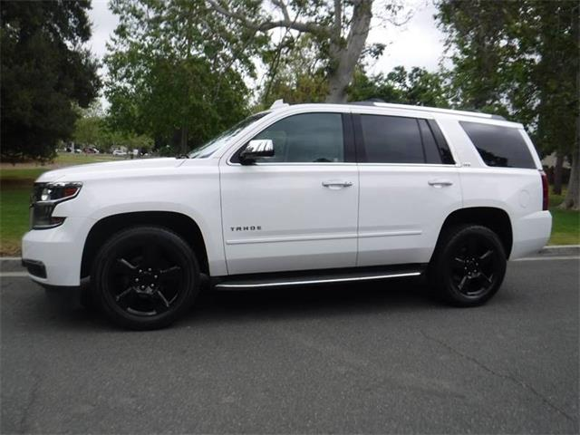 Picture of '15 Tahoe - PV8G