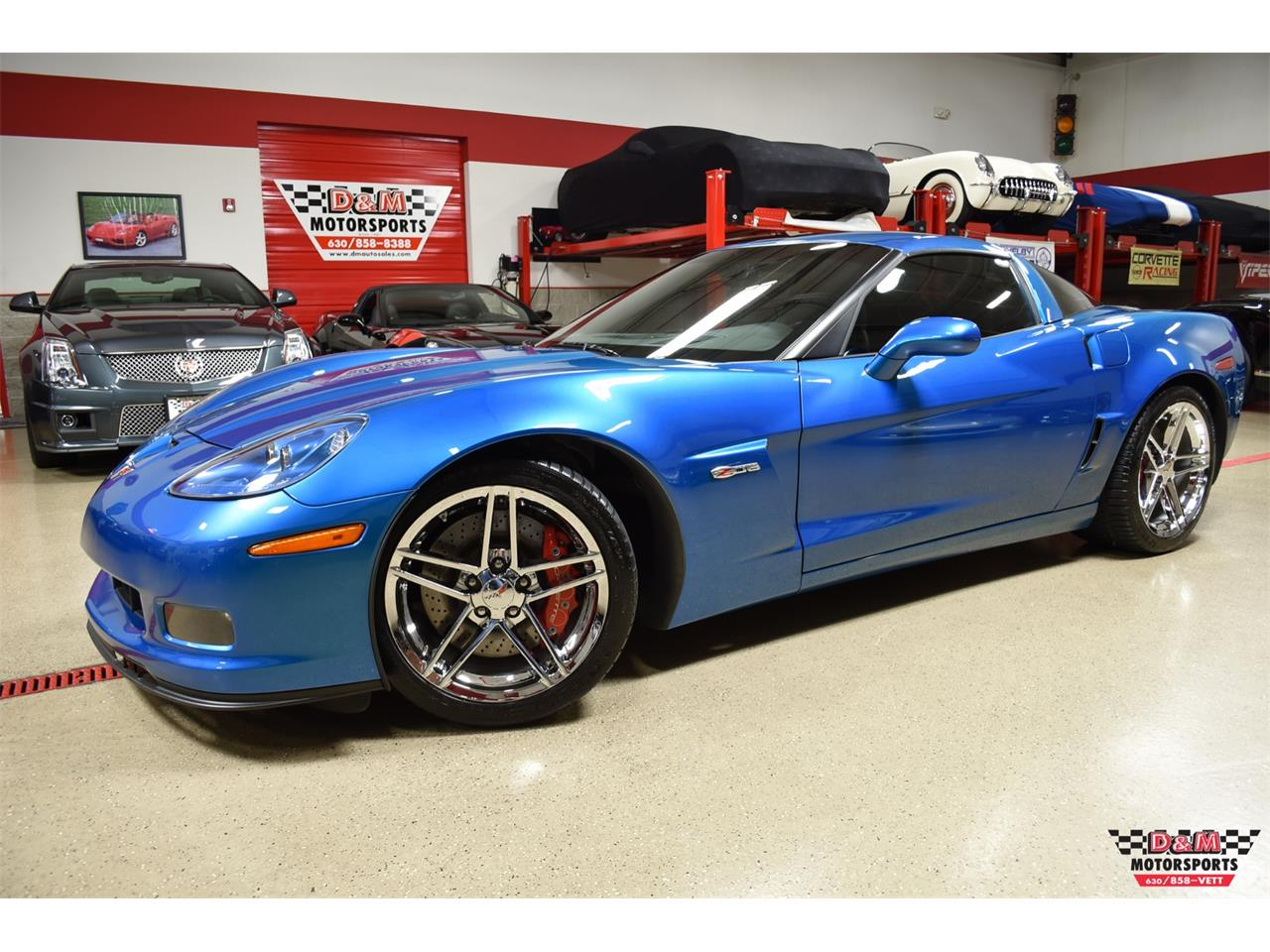 Large Picture of '08 Corvette - PV8Z