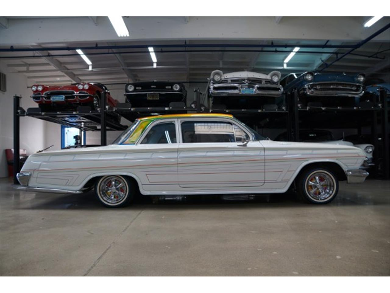 Large Picture of '62 Chevrolet Bel Air located in California - $18,500.00 - PV9D