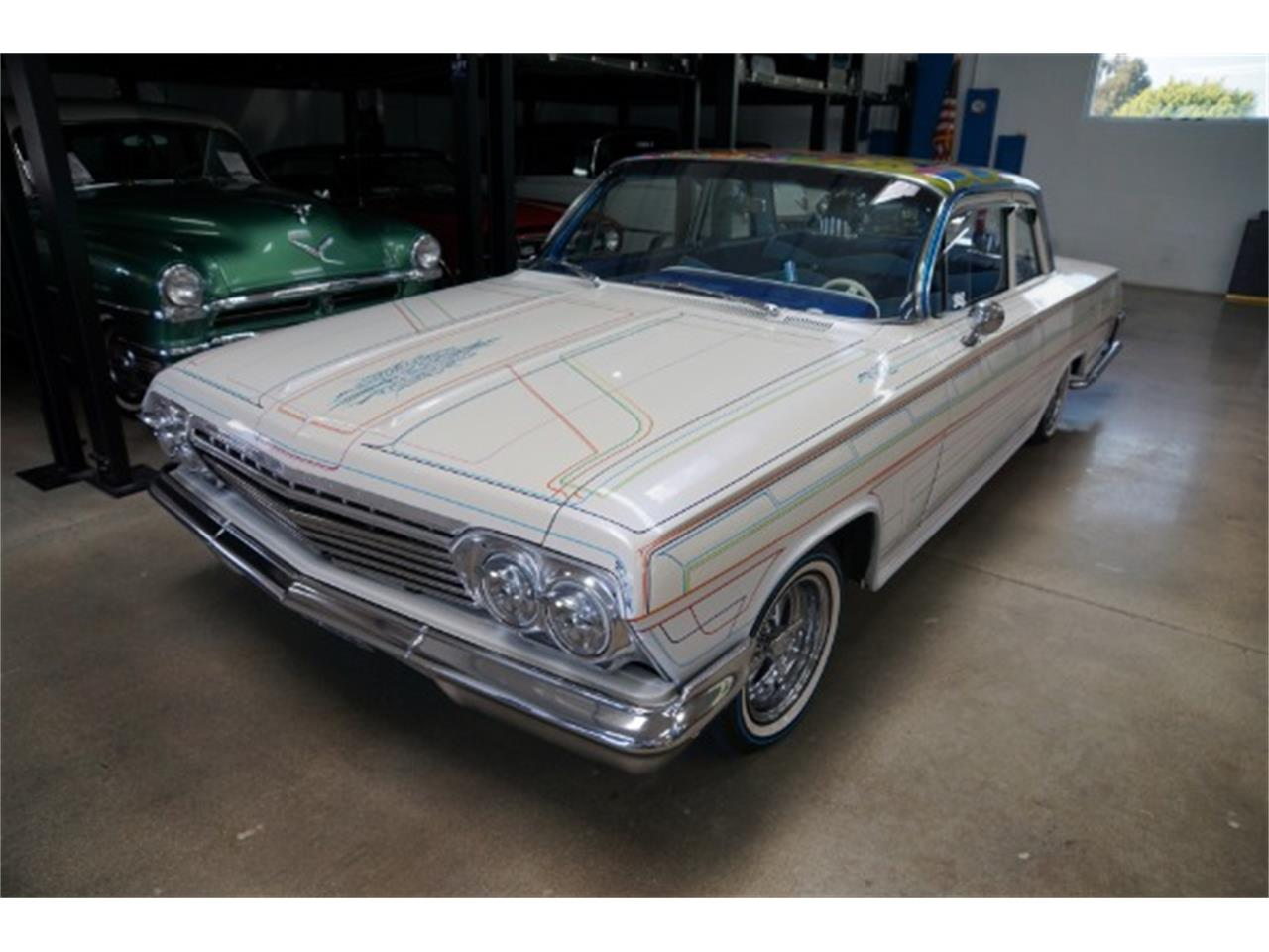 Large Picture of 1962 Chevrolet Bel Air located in California Offered by West Coast Classics - PV9D