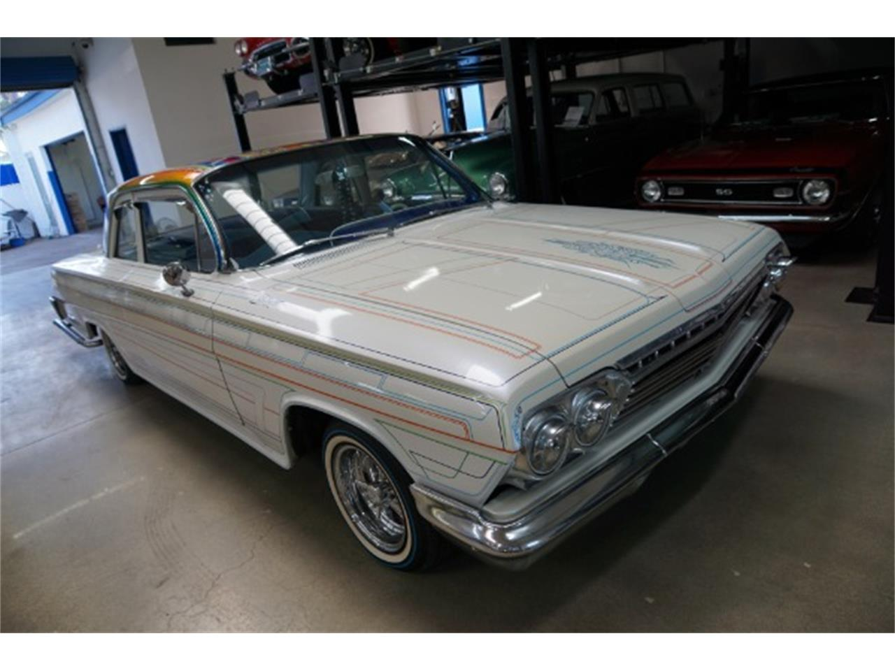 Large Picture of Classic '62 Chevrolet Bel Air - $18,500.00 Offered by West Coast Classics - PV9D