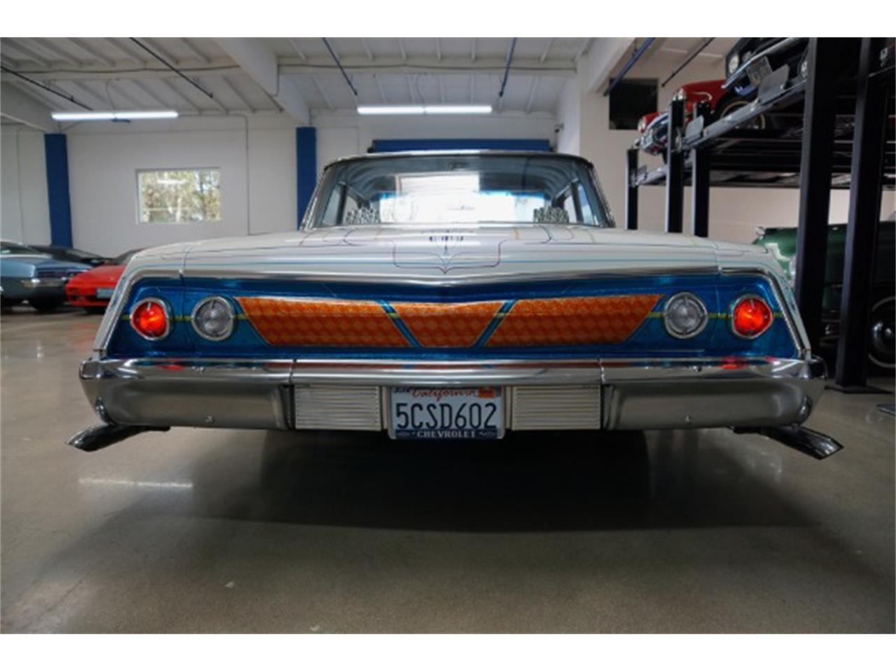 Large Picture of Classic 1962 Chevrolet Bel Air located in California Offered by West Coast Classics - PV9D