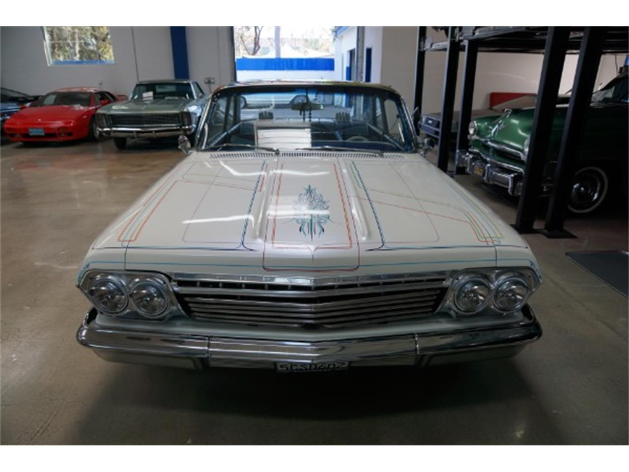 Large Picture of 1962 Chevrolet Bel Air - PV9D