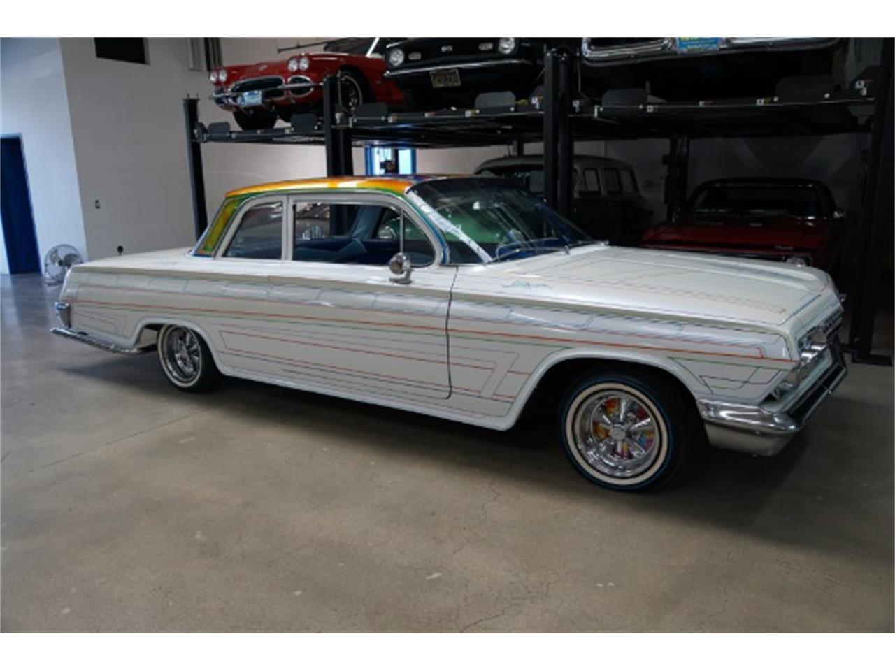 Large Picture of Classic 1962 Chevrolet Bel Air located in California - $18,500.00 Offered by West Coast Classics - PV9D