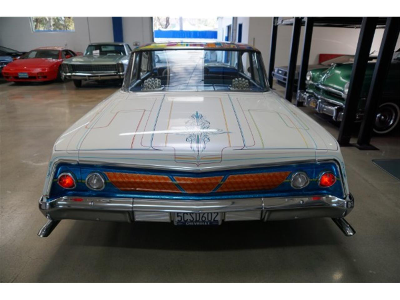 Large Picture of '62 Bel Air located in Torrance California - $18,500.00 Offered by West Coast Classics - PV9D