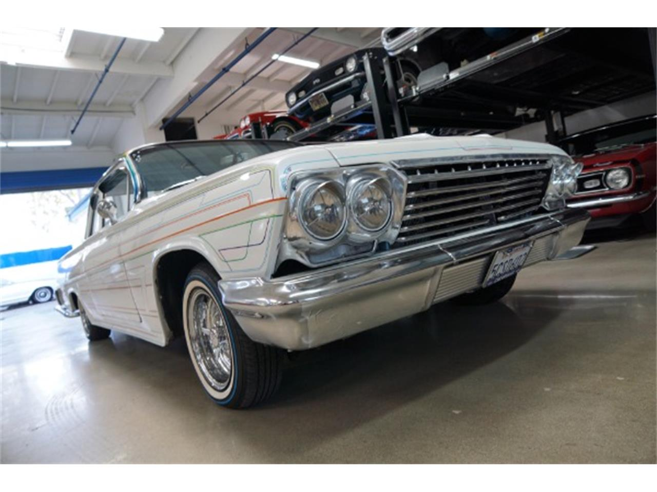 Large Picture of Classic 1962 Chevrolet Bel Air Offered by West Coast Classics - PV9D