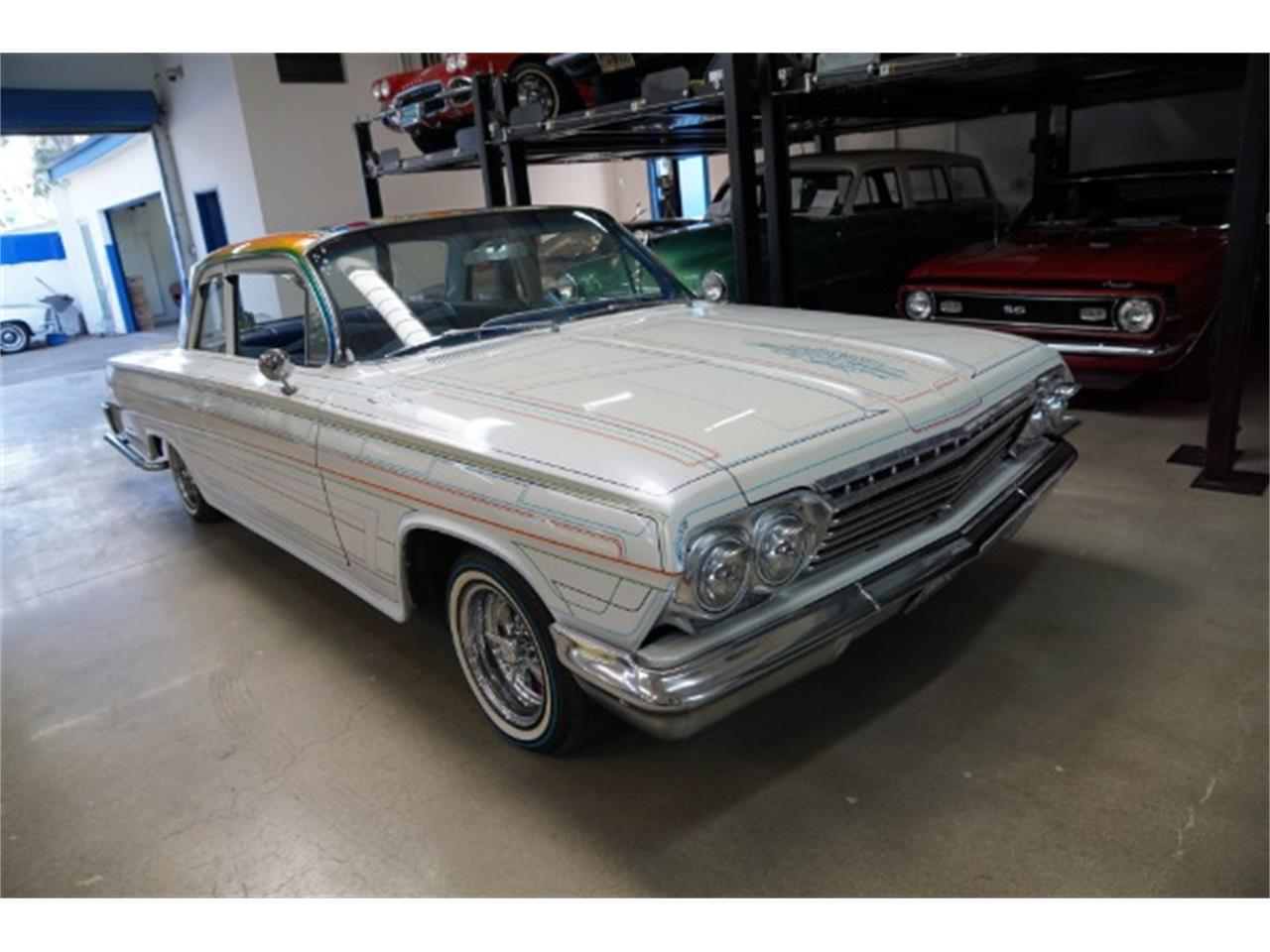Large Picture of 1962 Chevrolet Bel Air located in Torrance California Offered by West Coast Classics - PV9D