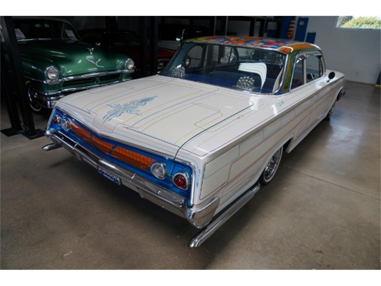 Large Picture of 1962 Chevrolet Bel Air located in California - PV9D