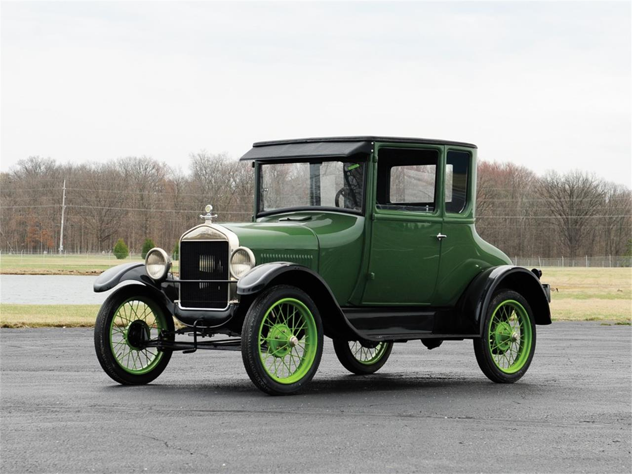 Large Picture of '26 Model T - PV9T
