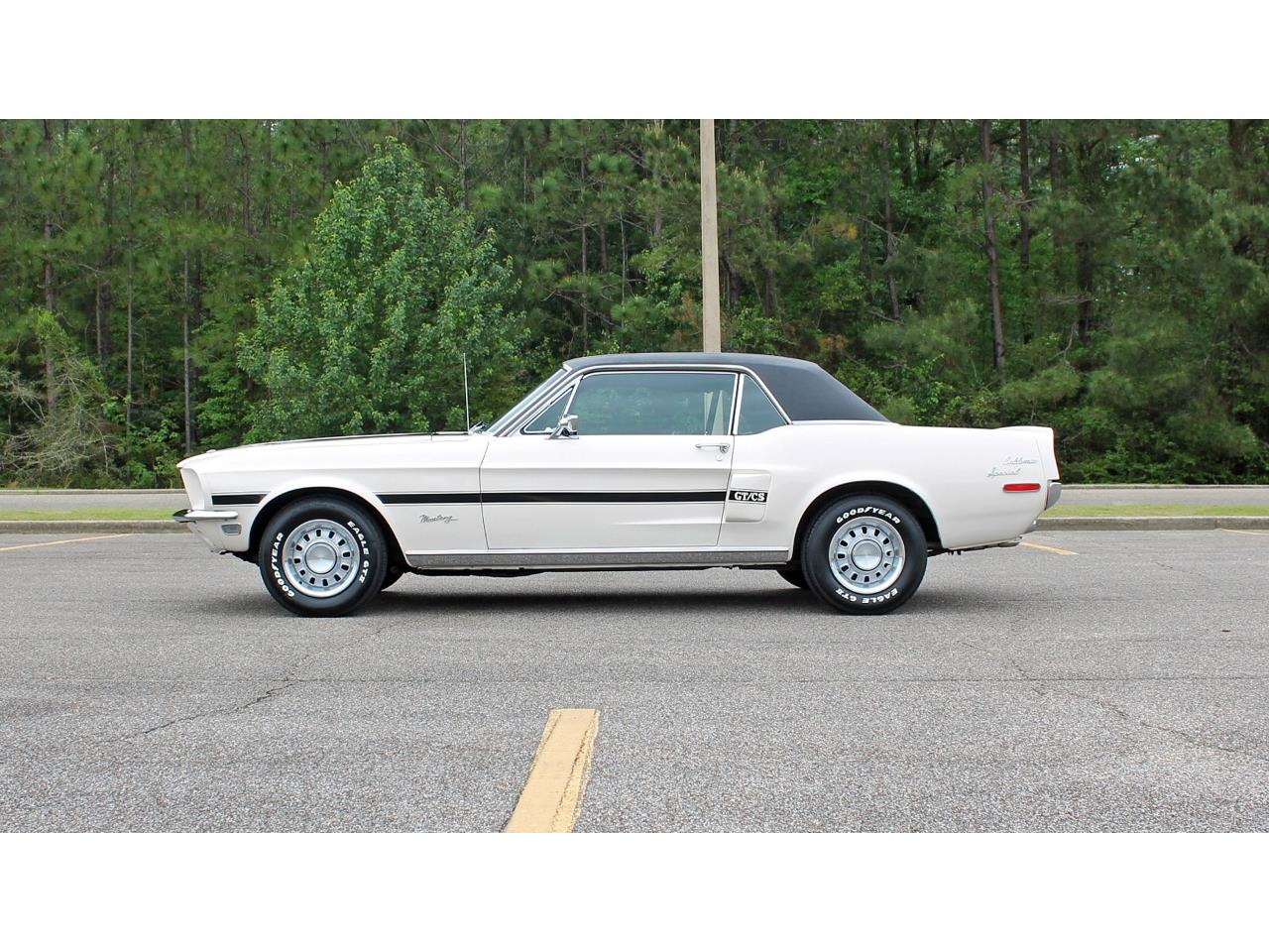 Large Picture of Classic '68 Ford Mustang GT located in Hattiesburg Mississippi - $36,900.00 Offered by Daniell Motors - PVA6