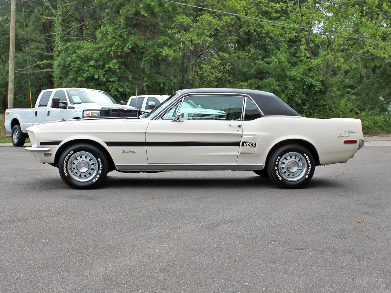 Large Picture of '68 Mustang GT located in Mississippi - $36,900.00 - PVA6