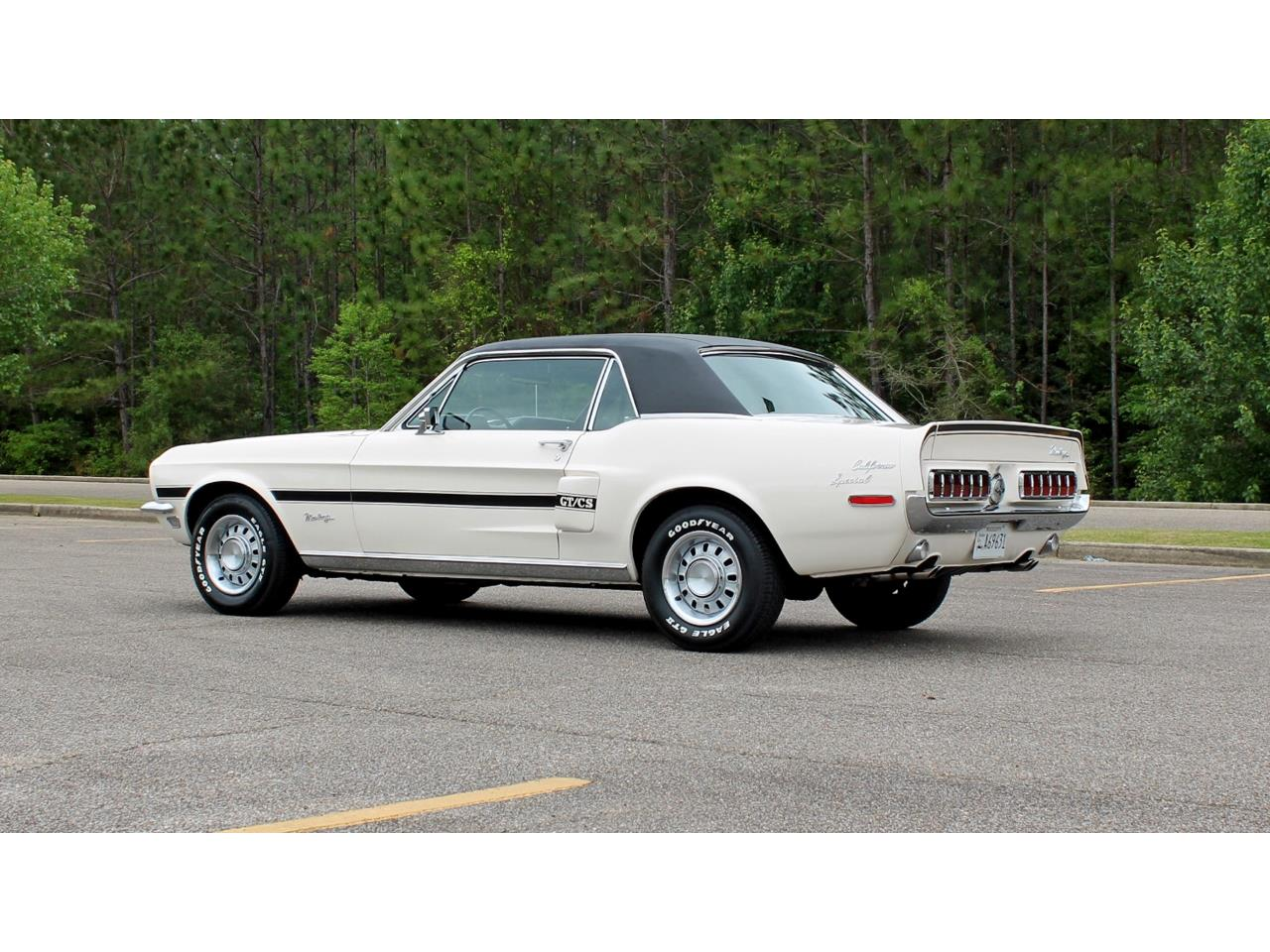 Large Picture of Classic '68 Mustang GT located in Mississippi - $36,900.00 - PVA6