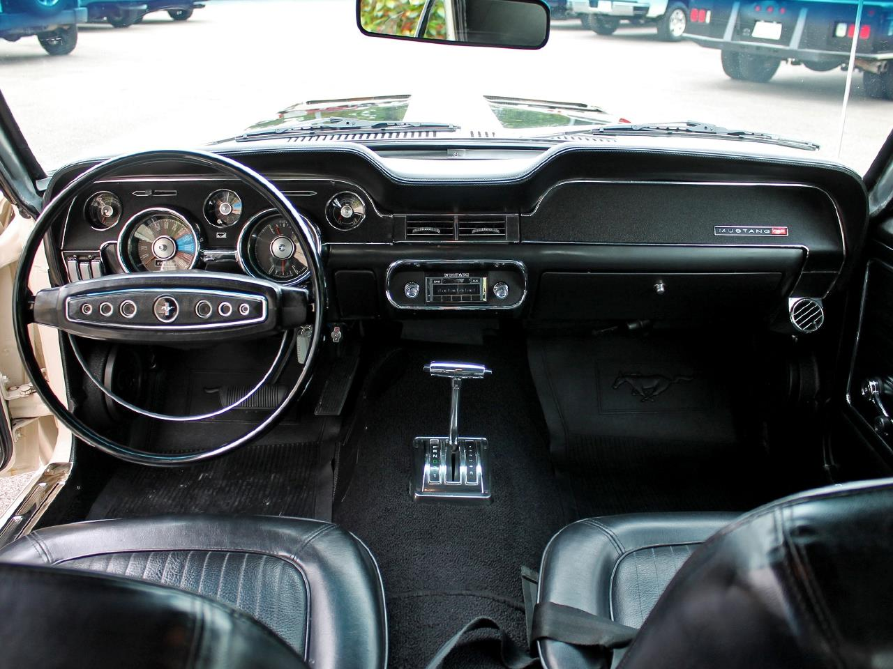 Large Picture of '68 Mustang GT - PVA6