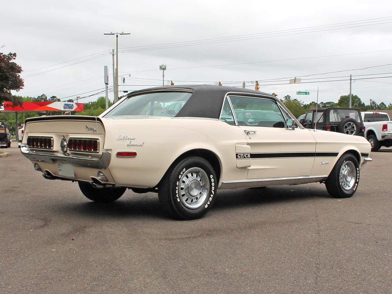 Large Picture of '68 Ford Mustang GT - PVA6