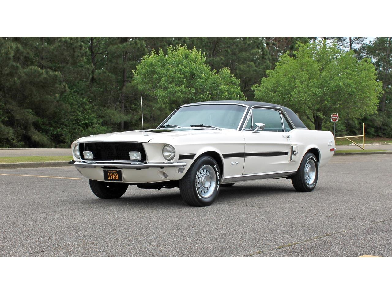 Large Picture of Classic 1968 Ford Mustang GT - $36,900.00 Offered by Daniell Motors - PVA6