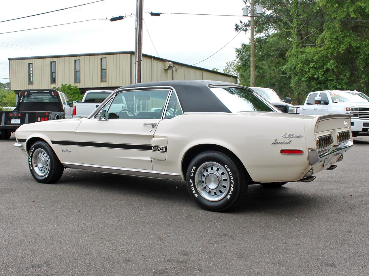 Large Picture of '68 Ford Mustang GT located in Mississippi Offered by Daniell Motors - PVA6