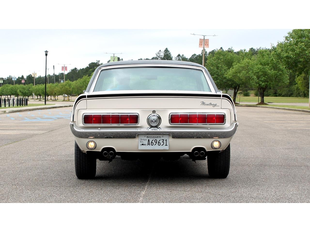 Large Picture of Classic '68 Ford Mustang GT - $36,900.00 Offered by Daniell Motors - PVA6