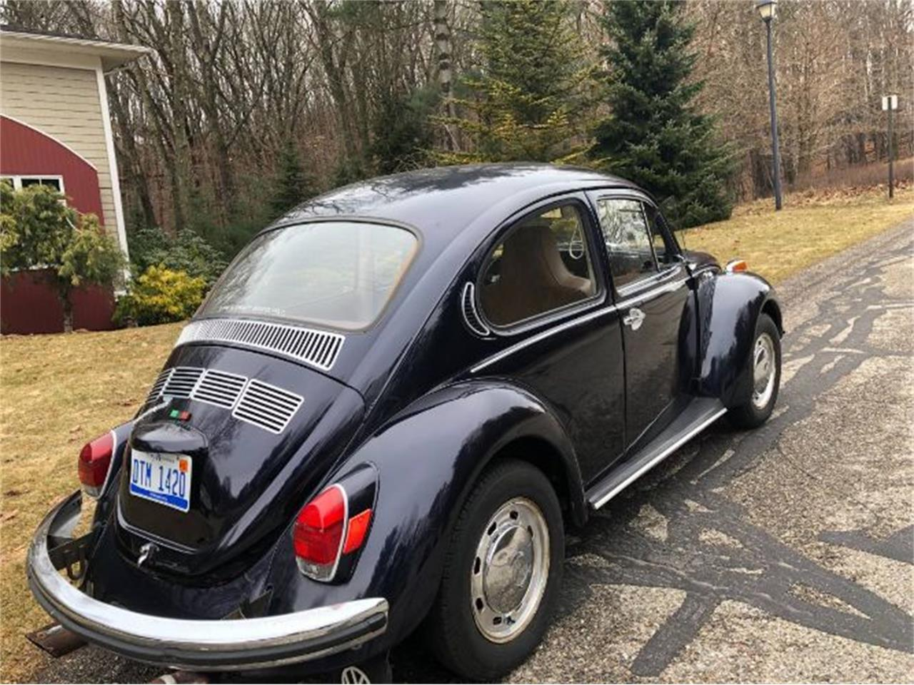 Large Picture of '72 Super Beetle - PVAG