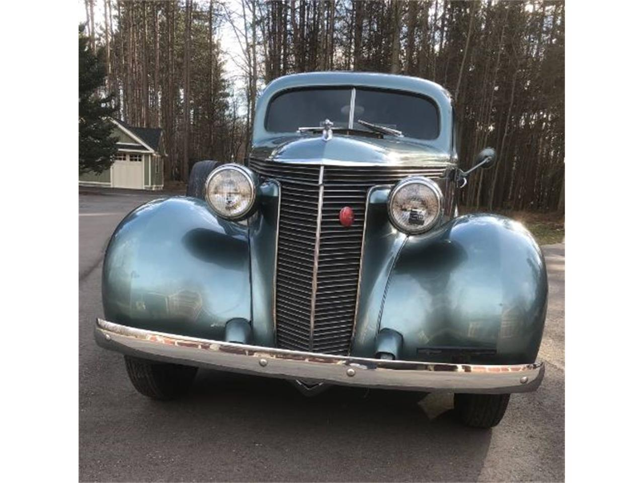 Large Picture of '37 Pickup - PVAK