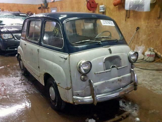 Picture of 1959 Fiat 600 located in Cadillac Michigan - PVAT