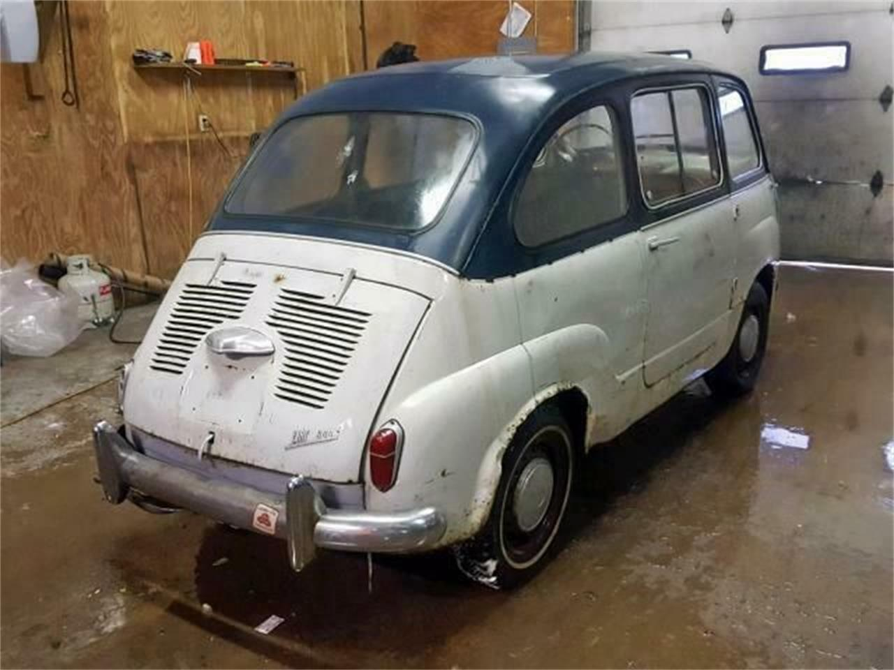 Large Picture of '59 Fiat 600 - $23,495.00 - PVAT