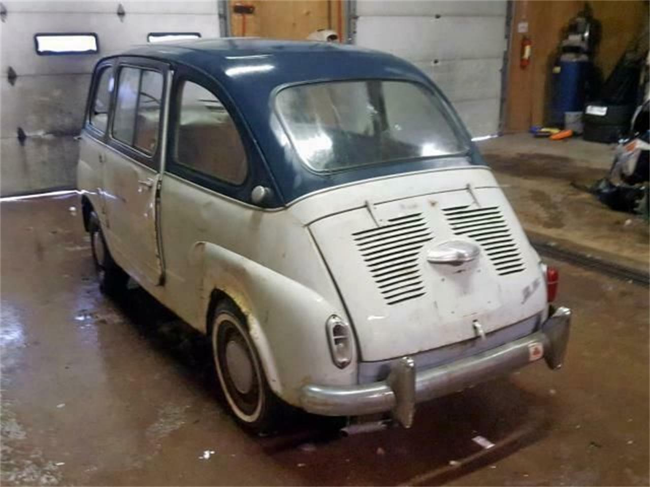Large Picture of '59 Fiat 600 - PVAT