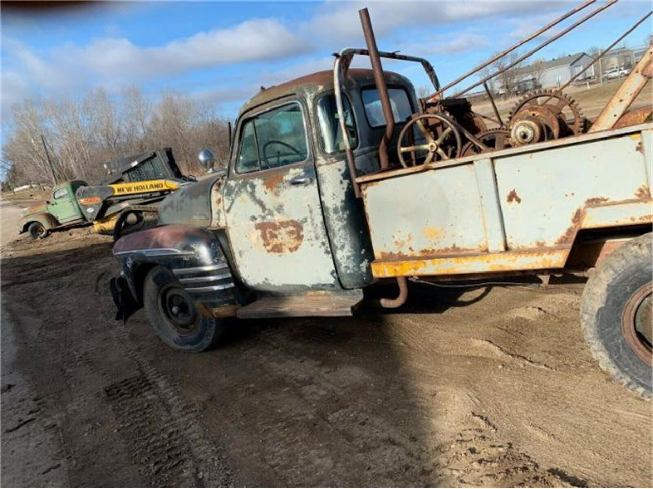 Large Picture of Classic 1954 GMC Pickup located in Cadillac Michigan - $12,495.00 - PVAW