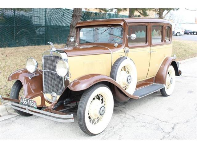Picture of 1931 Chevrolet Sedan - $21,795.00 Offered by  - PVAX