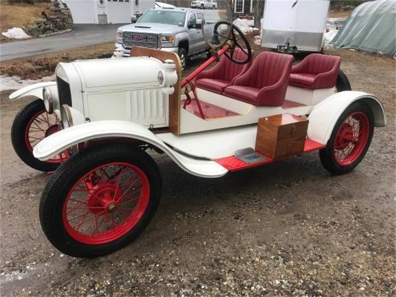 Large Picture of '25 Model T - PVB3