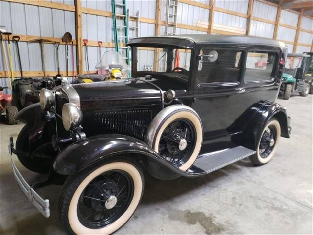 Large Picture of '31 Model A - PVB5