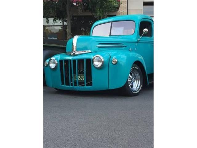 Picture of Classic '47 Ford Pickup located in Michigan - $23,995.00 - PVBG