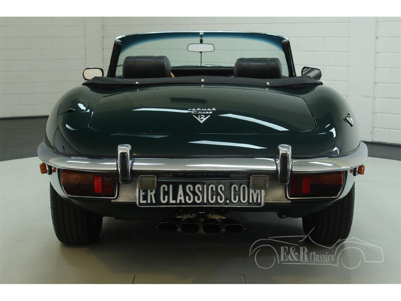 Large Picture of '73 E-Type - PVBM