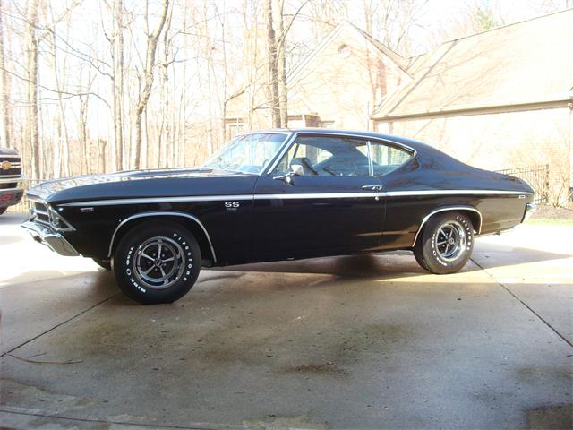 Picture of '69 Chevelle SS - PVBP