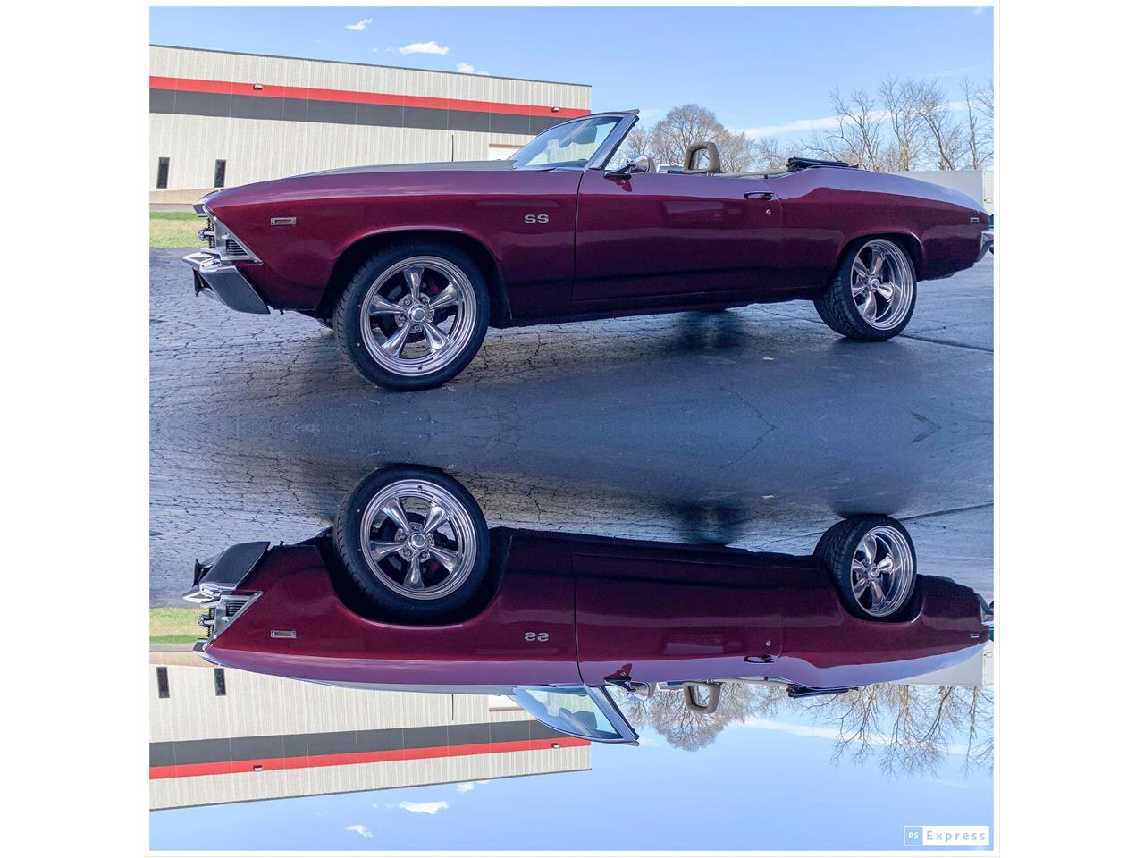 Large Picture of '69 Chevelle - PVBX