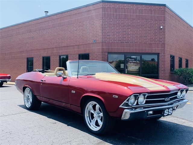 Picture of Classic '69 Chevrolet Chevelle - PVBX