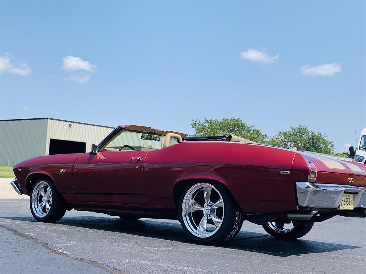 Large Picture of '69 Chevelle - $36,995.00 Offered by Classic Auto Haus - PVBX