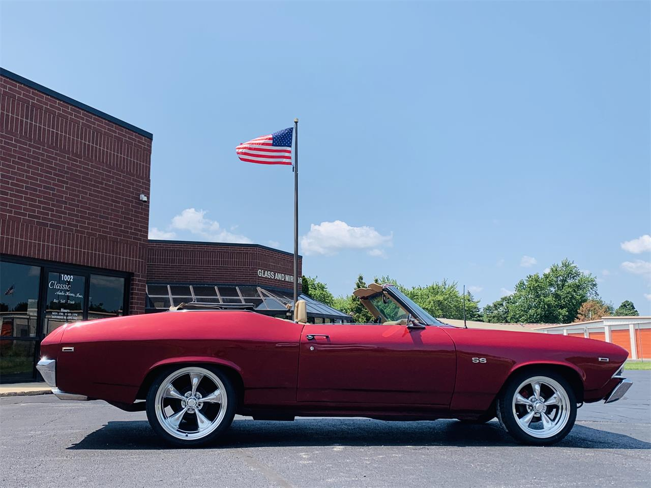 Large Picture of Classic '69 Chevrolet Chevelle - PVBX