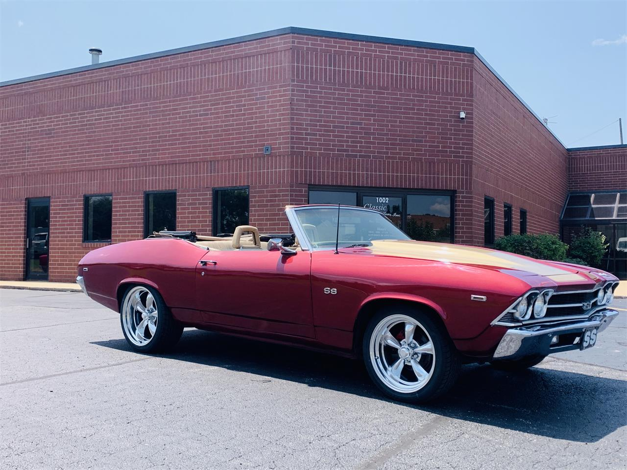 Large Picture of Classic 1969 Chevelle - PVBX