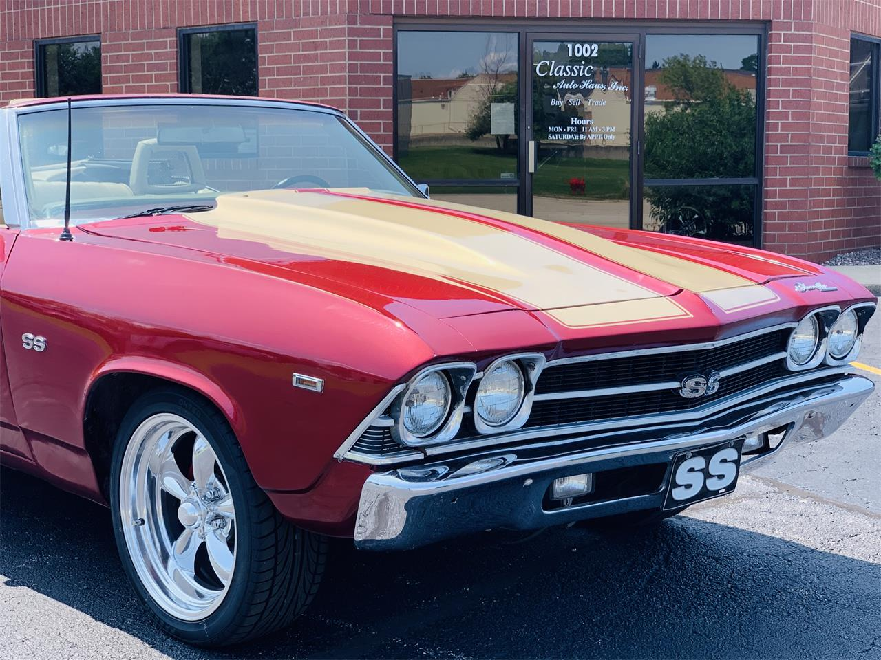 Large Picture of Classic 1969 Chevrolet Chevelle located in Geneva Illinois - $36,995.00 - PVBX