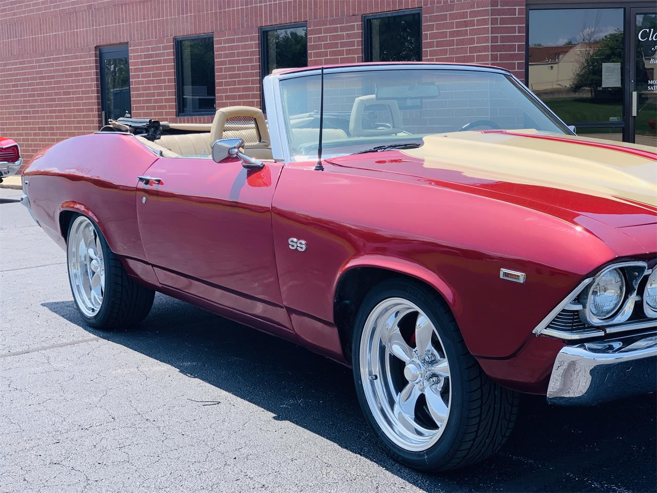 Large Picture of Classic 1969 Chevrolet Chevelle - $36,995.00 Offered by Classic Auto Haus - PVBX