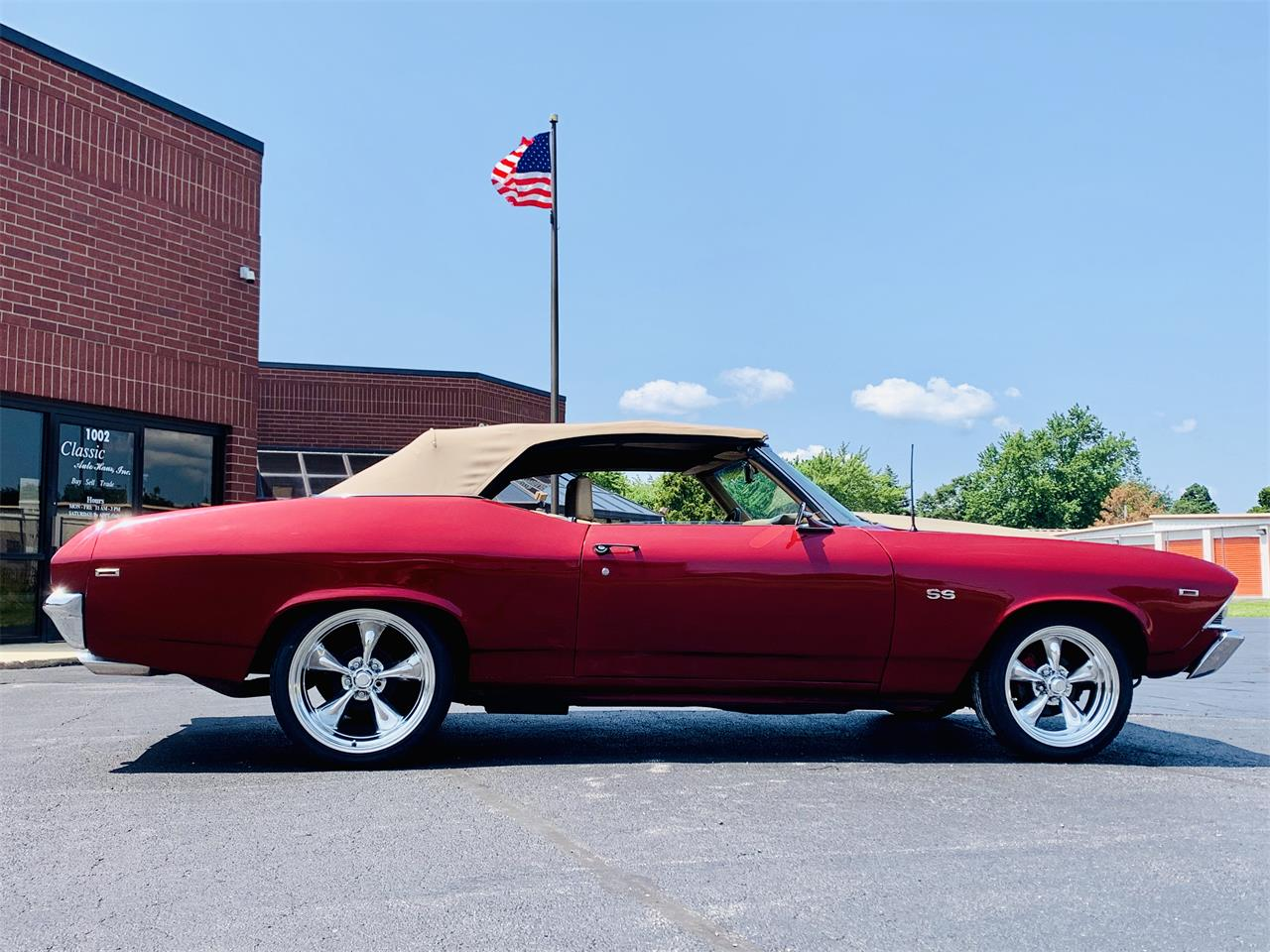 Large Picture of Classic '69 Chevrolet Chevelle - $36,995.00 Offered by Classic Auto Haus - PVBX