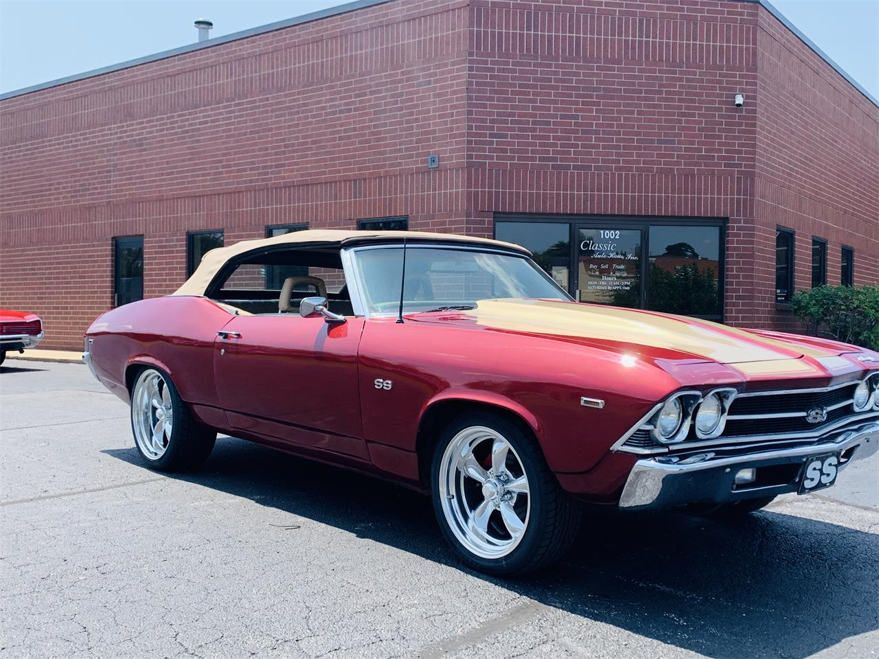 Large Picture of '69 Chevelle - $36,995.00 - PVBX