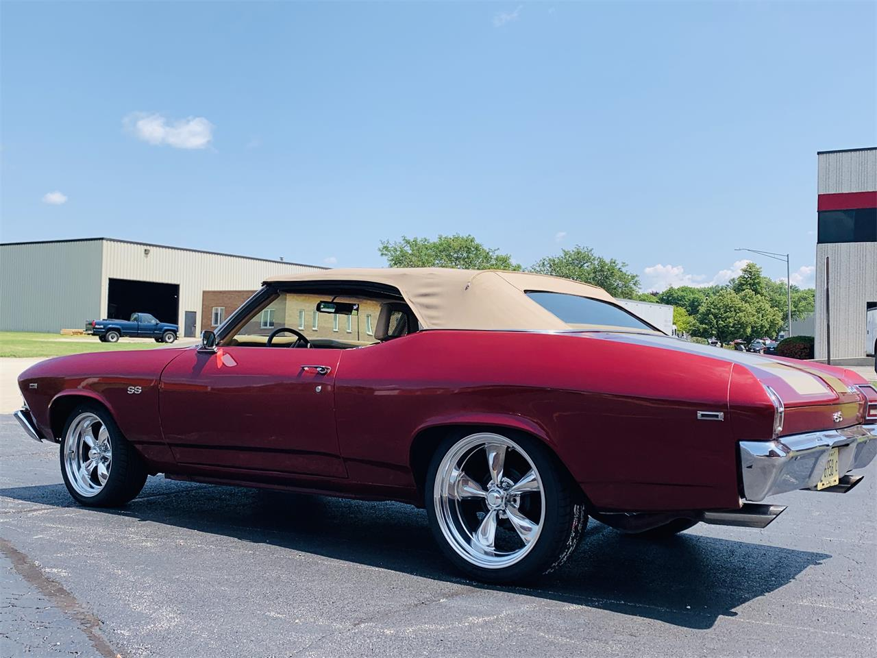 Large Picture of 1969 Chevrolet Chevelle Offered by Classic Auto Haus - PVBX