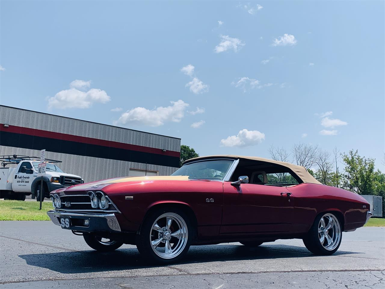 Large Picture of 1969 Chevelle located in Geneva Illinois - $36,995.00 Offered by Classic Auto Haus - PVBX
